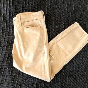 Levi's Denizen Blush Crop Jeans Size 5
